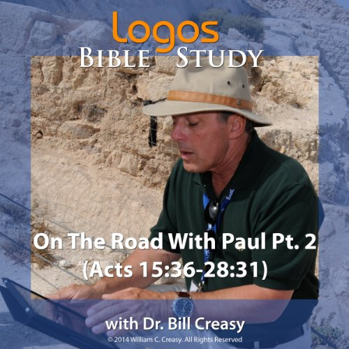 On the Road with Paul Pt. 1 (Acts 9: 32-15: 35) audiobook cover art