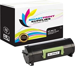 Smart Print Supplies Compatible 24B6015 Black Extra High Yield Toner Cartridge Replacement for Lexmark M5155 M5163 M5170 XM5163 XM5170 Printers (35,000 Pages)