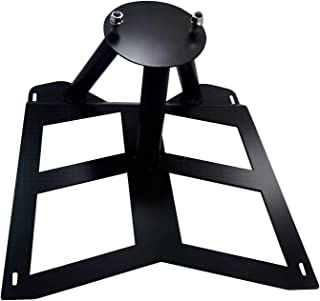 Tire Carrier Rack for Can-am X3 2 Seater Can-am X3 MAX 4 Seater Holds up to a 32