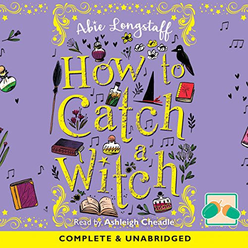 How to Catch a Witch audiobook cover art