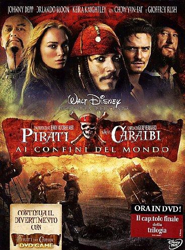 pirati dei caraibi - ai confini del mondo (disco s [Italia] [DVD]