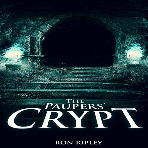 The Paupers' Crypt audiobook cover art