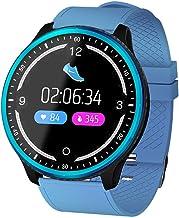 YZY Fitness Wristband Activity Tracker Smartwatch met informatie over slaapmonitor, stappenteller, calorieën en multi-spor...