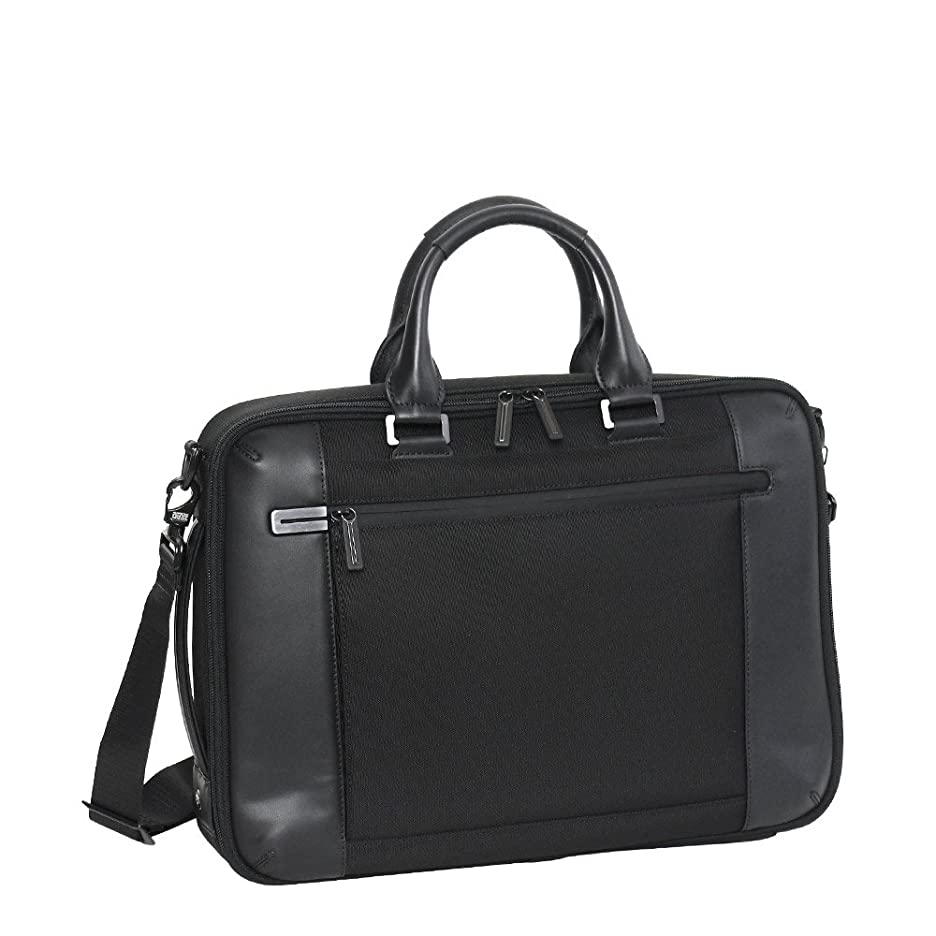 競う誓約達成可能ZEROHALLIBURTON PRF 3.0 Thin Briefcase Black[並行輸入品]