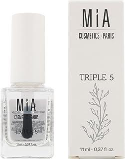 MIA Cosmetics-Paris, Tratamiento Endurecedor (6728) Triple 5 - 11 ml