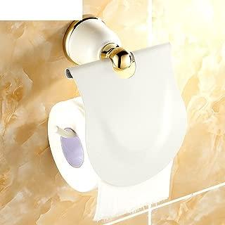 European-Style Antique Gold-Plated Toilet roll Holder/Toilet Paper Shelf/Tissues Holder/Bathroom Accessories/Toilet Paper Shelf