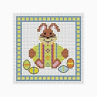 easter cross stitch card kits