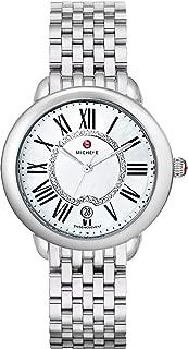 Women's MWW21B000009 Serein 16 Analog Display Swiss Quartz Silver Watch
