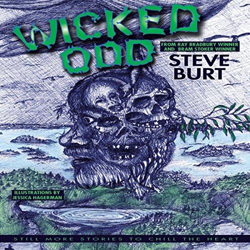 Wicked Odd audiobook cover art