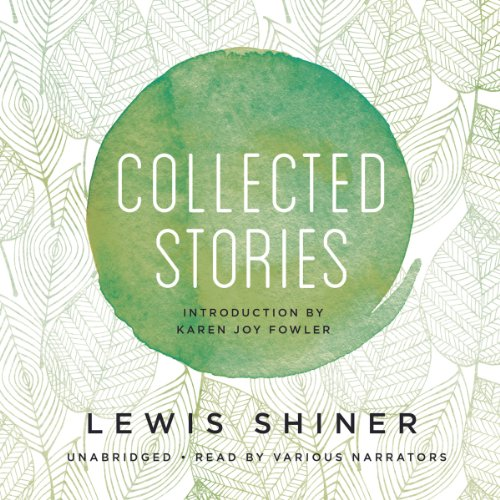 Collected Stories audiobook cover art