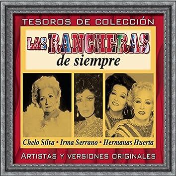 Tesoros De Colección - Las Rancheras De Siempre