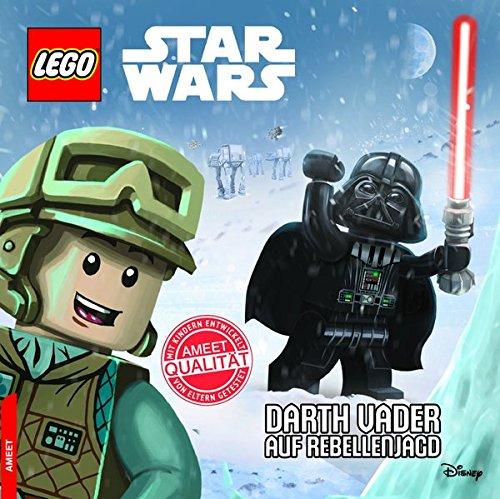 LEGO® Star Wars™ Darth Vader auf Rebellenjagd: Mini-Bilderbuch