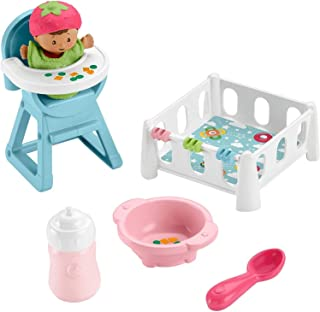 Fisher-Price Little People Snack & Snooze