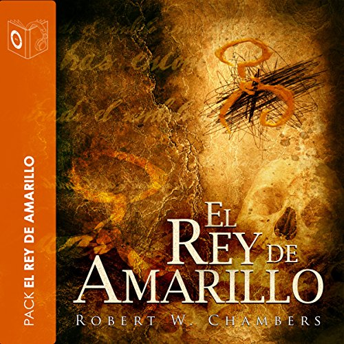 El rey de marillo [The King in Yellow] audiobook cover art