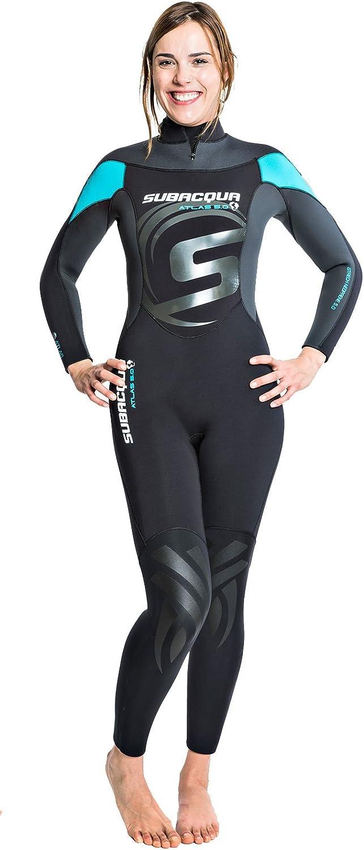 Subacqua Wetsuit Atlas 5mm Woman
