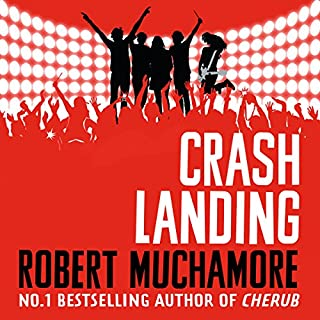Couverture de Crash Landing