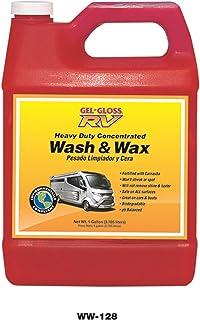 Gel-Gloss RV Wash and Wax – 128 oz. – WW-128