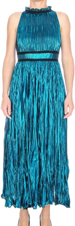 Pinko Women's 1B12CC6324ZE2 bluee Polyester Dress