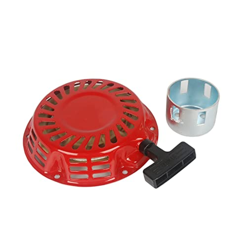 HIFROM Recoil Starter Cup with Pull Start Rcoil Starter for Honda Gx120 Gx140 Gx160 Gx200 Generator
