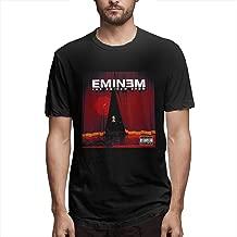 Momonage Men Ultra Soft Eminem The Eminem Show Short Sleeve Tees