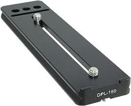 Desmond DPL-150 PL150 150mm QR Lens Plate Quick Release Arca Swiss Compatible