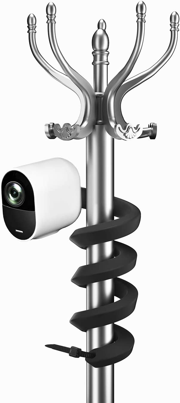 Huafly Flexible Camera Mount for Arlo Pro 2/3/4, Arlo Ultra/Go/HD/Essential/Light, Ring Stick Up Cam, Eufycam 2 Pro/2C Pro/E, Other 1/4