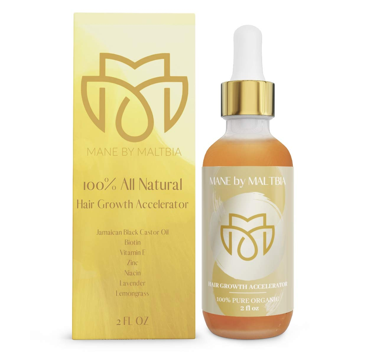 MBM Liquid Gold Organic Hair Growth Accelerator Super Special price popular specialty store