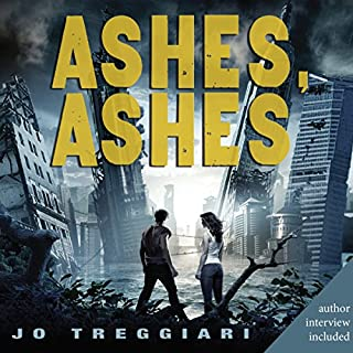 Ashes, Ashes audiobook cover art