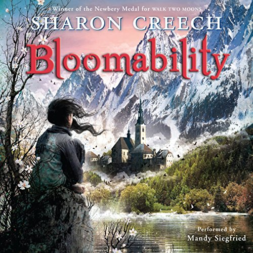 Bloomability audiobook cover art
