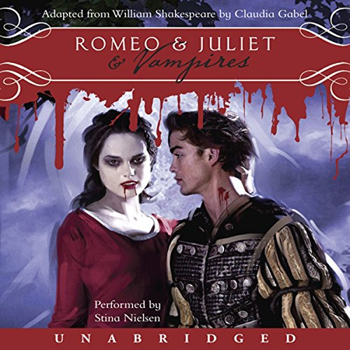 Romeo & Juliet & Vampires cover art