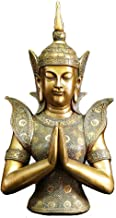 "Statue Decoration Feng Shui 20"" Buddha Mudra Home Decor Peace Statues Buddha Statue Decoration"