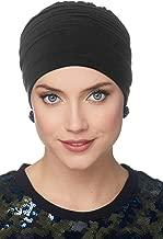 Cardani Meridian Beanie Cap & Scarf Volumizer Turban in Bamboo Chemo, Cancer - Wear Under Head Scarves