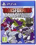 Activision Transformers: Devastation, PS4 Básico PlayStation 4 Italiano vídeo - Juego (PS4, PlayStation 4, Acción)