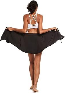 BALEAF Women's Quick Wrap Athletic Cover-up Swim Skirt Travel Summer Beach Swimwear with Side Pocket