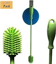 Baby Bottle Brush, Silicone Bottle Brush Cleaner, KoHuiJoo 15