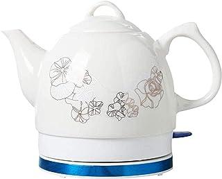 lkpqdwqz Théière rétro en céramique sans fil de style chinois, 1 0L 1000W, résistante à l'eau, pour thé, café, soupe, floc...