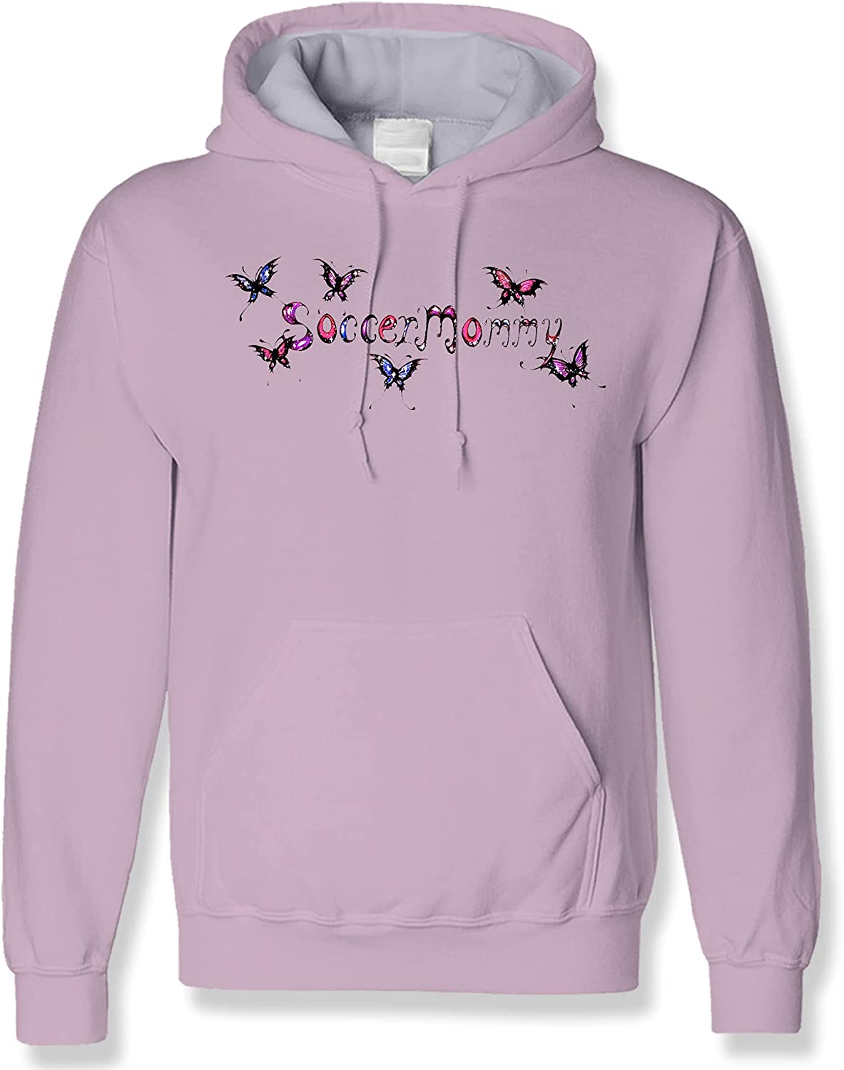 Soccer Mommy Merch Butterflies T-shirt S Long Sale Tampa Mall Special Price Sleeve - Crewneck
