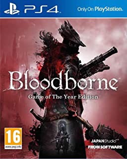 Bloodborne - Game Of The Year PS4 Game New (Middle Eastern V