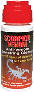 Scorpion Venom Anti - Venom String Cleaner, 1 Oz