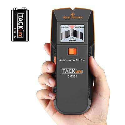 Stud Finder, DMS04 Stud Sensor, 3 in 1 Edge Fin...