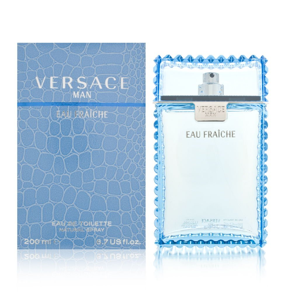 Versace Man by - 40% OFF Cheap Sale Eau Blue Classic Fraiche De Spray Toilette
