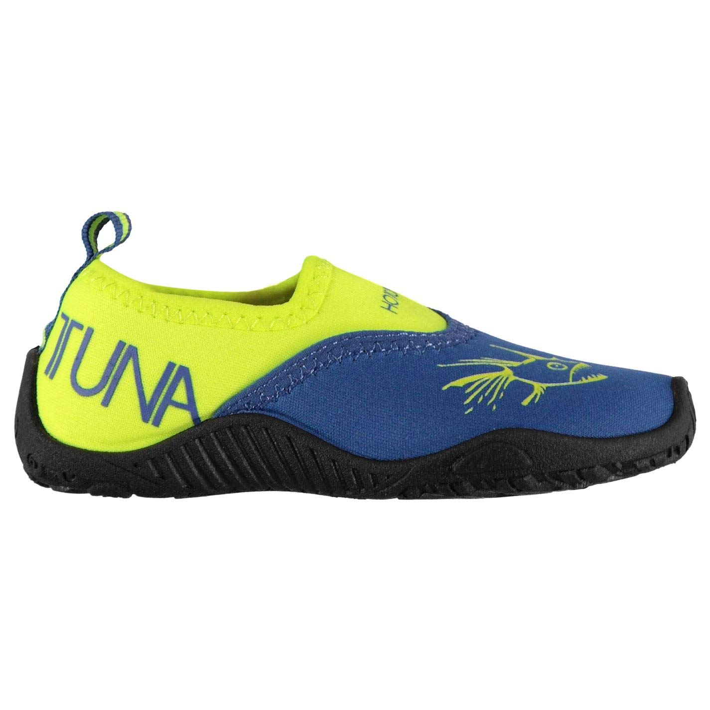 Kids Hot Tuna Childrens Aqua Water Shoes Splasher Pattern New