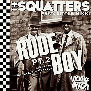 Rude Boy [REMIXES]