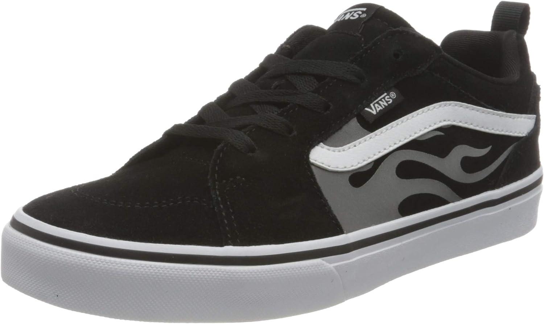 Vans Boy's Max 81% OFF Low-Top Trainers Sneaker Sale