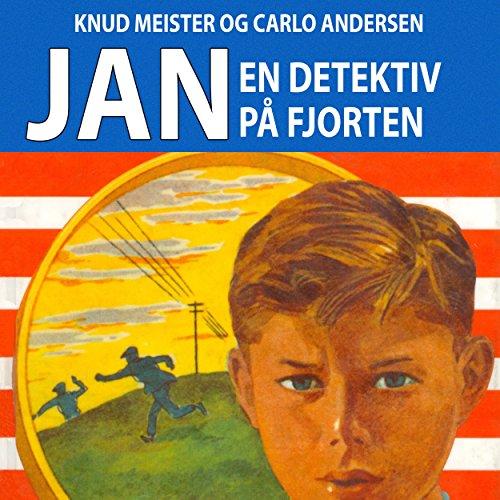 En detektiv på fjorten cover art