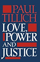Best love power and justice tillich Reviews