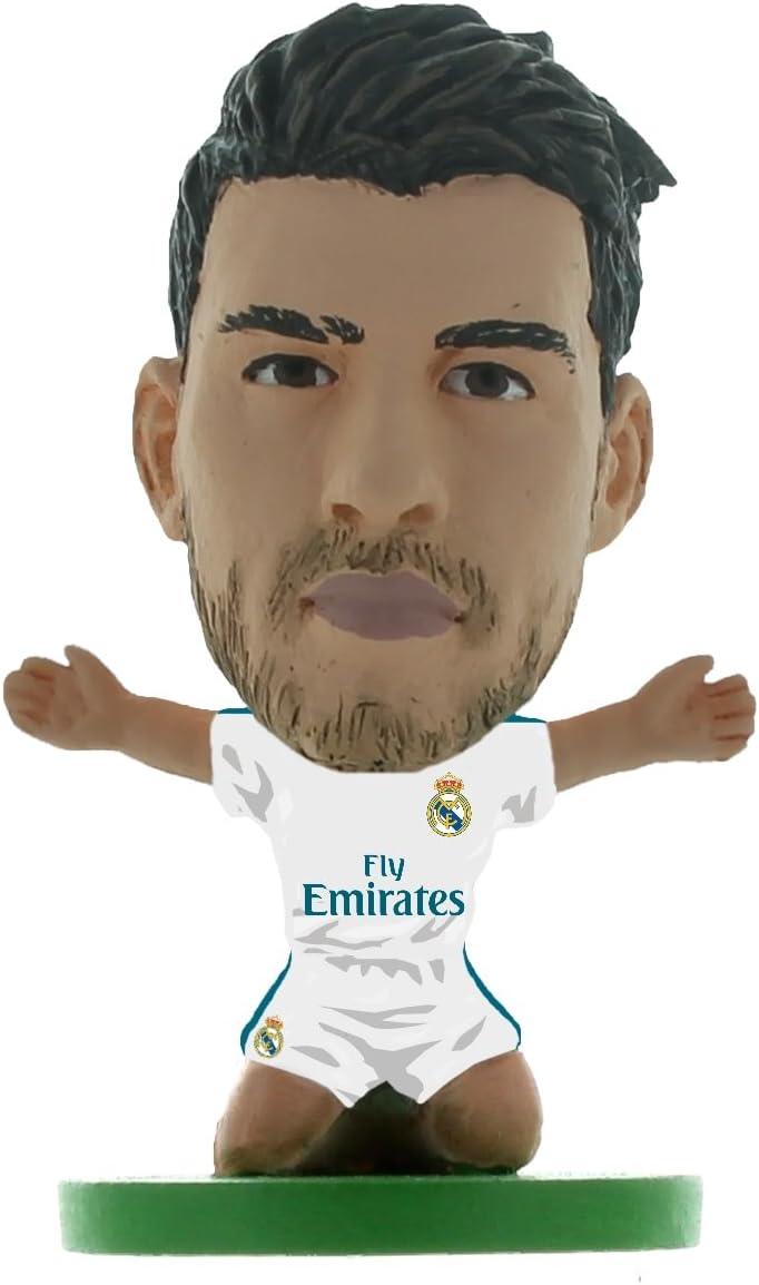 SoccerStarz SOC1154 Houston Mall Real Popular shop is the lowest price challenge Madrid Alvaro Vers Home 2018 Kit Morata