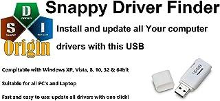 Software de Windows Drivers Finder en USB: instale TODOS los controladores faltantes automáticamente.