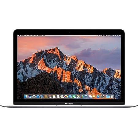 Apple MNYJ2LL/A 12in MacBook, Retina, 1.3GHz Intel Core i5 Dual Core Processor, 8GB RAM, 512GB SSD, Mac OS, Silver (Newest Version) (Renewed)