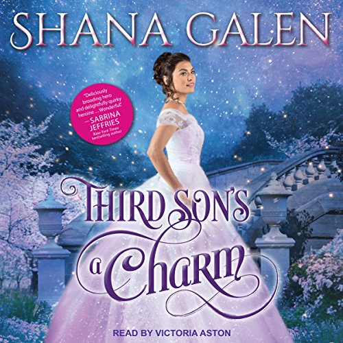 Third Son's a Charm     Survivors, Book 1              Written by:                                                                                                                                 Shana Galen                               Narrated by:                                                                                                                                 Victoria Aston                      Length: 11 hrs and 13 mins     2 ratings     Overall 5.0